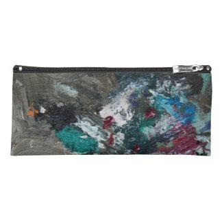 Painter's palette pencil case
