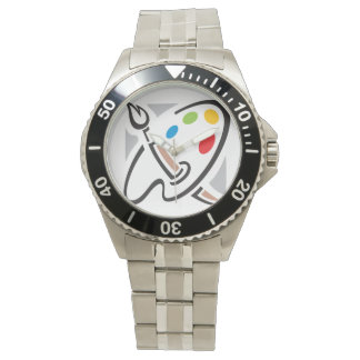 Painters Palette Watch