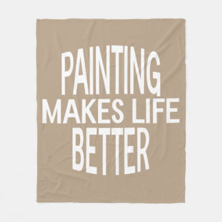 Painting Better Blanket - Assorted Sizes & Colors