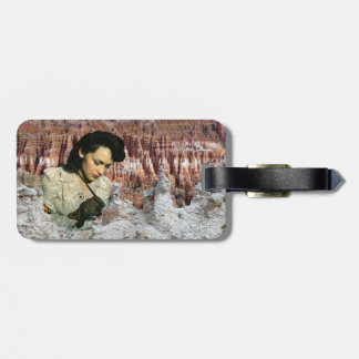 Painting Bryce Canyon Luggage, Bag, Suitcase Tag