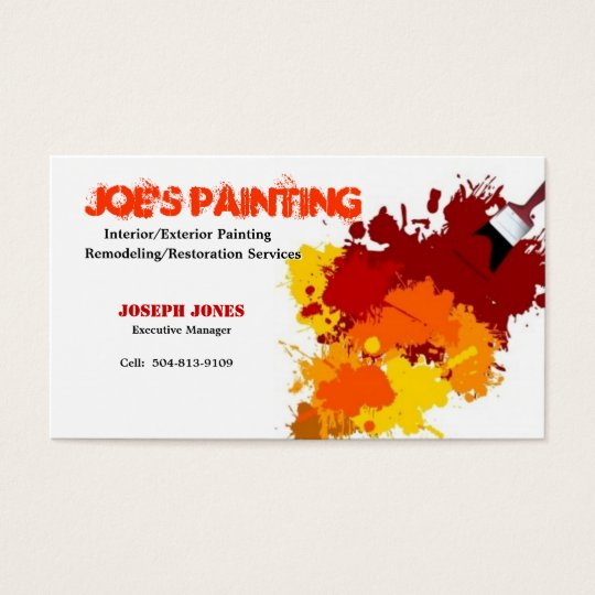 Custom Sample Business Cards | Zazzle.Ca