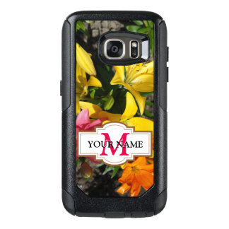 Painting of flowers OtterBox samsung galaxy s7 case