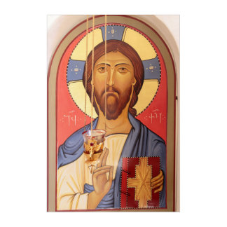 Painting Of Jesus Acrylic Wall Art