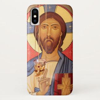 Painting Of Jesus iPhone X Case
