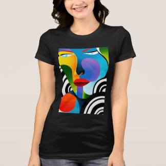 Painting on T-shirt