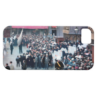 Painting Procession of Corpus Christi Ramon Houses iPhone 5 Case