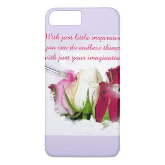 Painting Roses iPhone 7 Plus Case