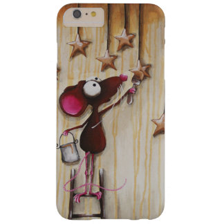 Painting Stars Barely There iPhone 6 Plus Case