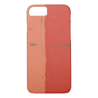 painting wall peel color iPhone 7 hard case