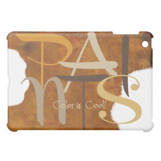 Paints iPad Case