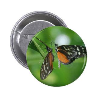 Pair of Butterflies Pin