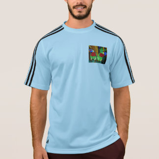 Pair of Colorful Parakeets T-Shirt