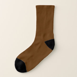 Pair of comfy-stretch crew socks 1