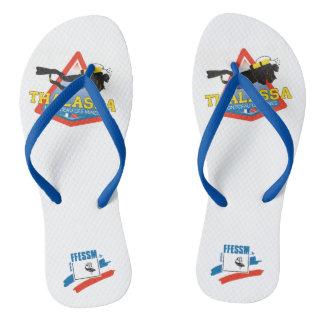 Pair of Flip-flop of basin THALASSA Flip Flops