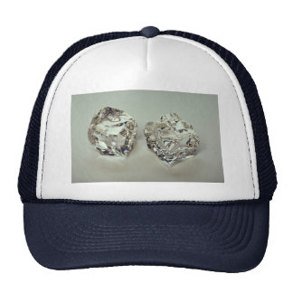 Pair of Ice cubes Hats