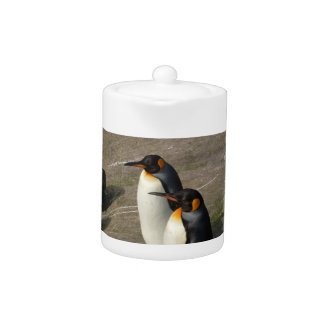 Pair of Penguins Teapot