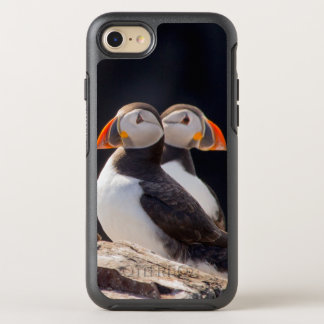 Pair of Puffins OtterBox Symmetry iPhone 8/7 Case