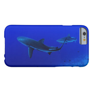 Pair of Reef Sharks on the Great Barrier Reef Barely There iPhone 6 Case