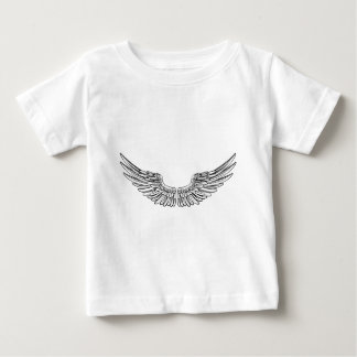 Pair of Spread Wings Baby T-Shirt
