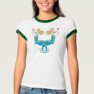 Paired Mermaids T-Shirt