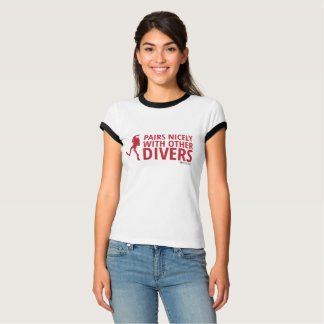 Pairs Nicely With Other Divers T-Shirt