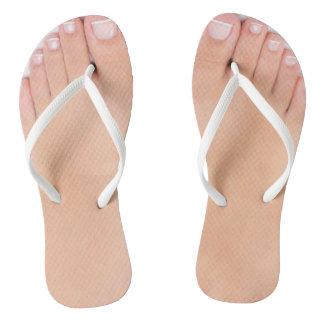 pairs of flip-flop deco flip flops