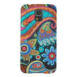 Paisley Art image products items Galaxy S5 Case