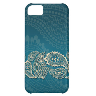 Paisley Border iPhone 5C Cover