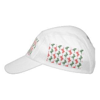Paisley Christmas Stockings Hat