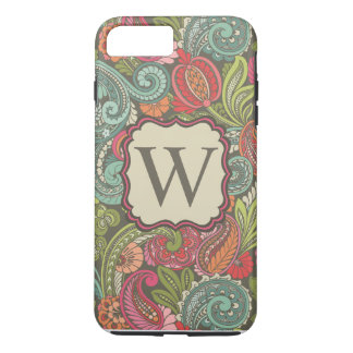 Paisley Cyngalese iPhone 8 Plus/7 Plus Case