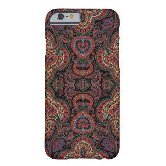 Paisley Design #4 at SusieJayne Barely There iPhone 6 Case