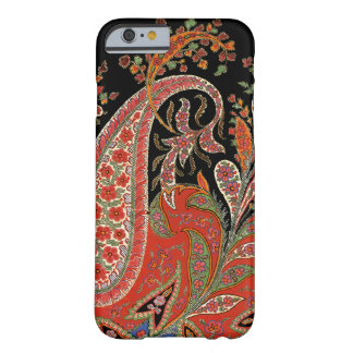 Paisley Design #5 at SusieJayne Barely There iPhone 6 Case