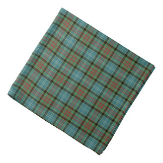 Paisley District Tartan Bandana