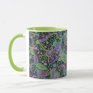 Paisley Fantasy Mug