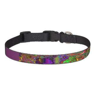 Paisley in Psychedelic Pet Collar