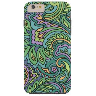 Paisley iPhone 6/6S Plus Tough Case
