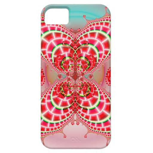 Paisley Melons Merging CM BT iPhone 5/5S Case