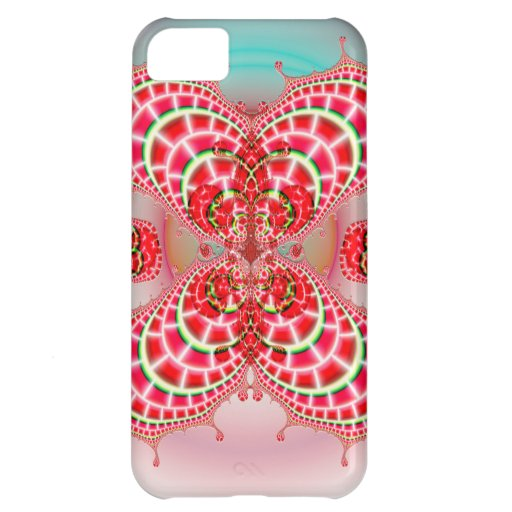 Paisley Melons Merging CM BT iPhone 5C Case