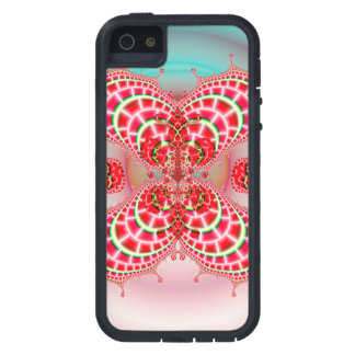 Paisley Melons Merging CM TX iPhone 5 Case
