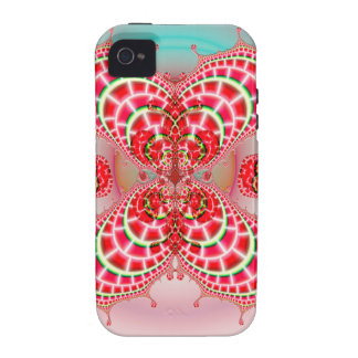 Paisley Melons Merging CM Vibe iPhone 4/4S Case