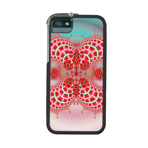 Paisley Melons Merging Graft iPhone 5/5S Case