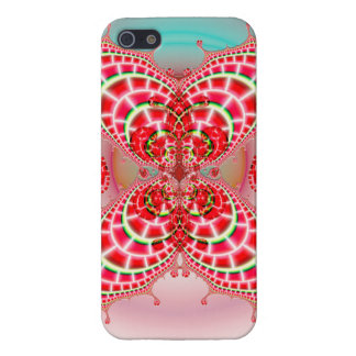 Paisley Melons Merging Case For iPhone 5/5S