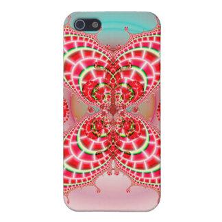 Paisley Melons Merging Savvy iPhone 5/5S Case Matt