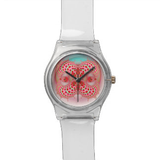 Paisley Melons Merging Watch