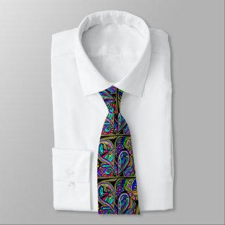 Paisley Multicolor Tie