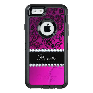 Paisley OtterBox Defender iPhone Case