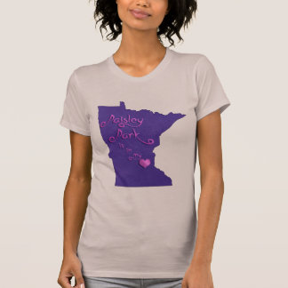 Paisley Park is in my heart T-Shirt