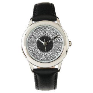 Paisley Passion - ... (Henna) Wrist Watch