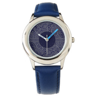 Paisley Passion - ... (Henna) Wrist Watches