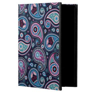 Paisley Patern blue, teal, violet elegant Powis iPad Air 2 Case